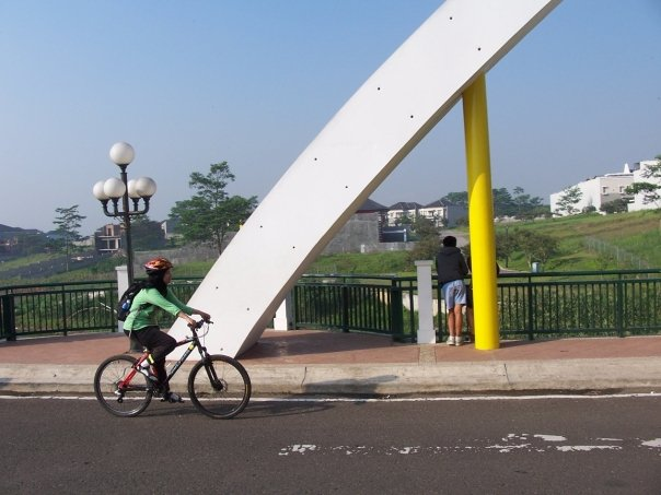jembatan ariel p-pan..