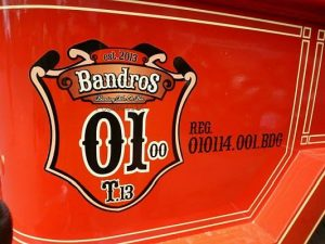 Bandros Tingkat Pertama di Bandung