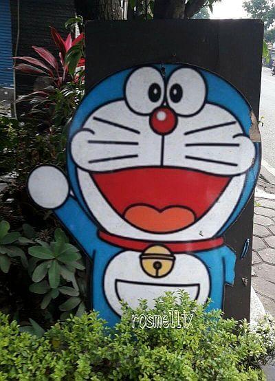 Kencan Sama Doraemon